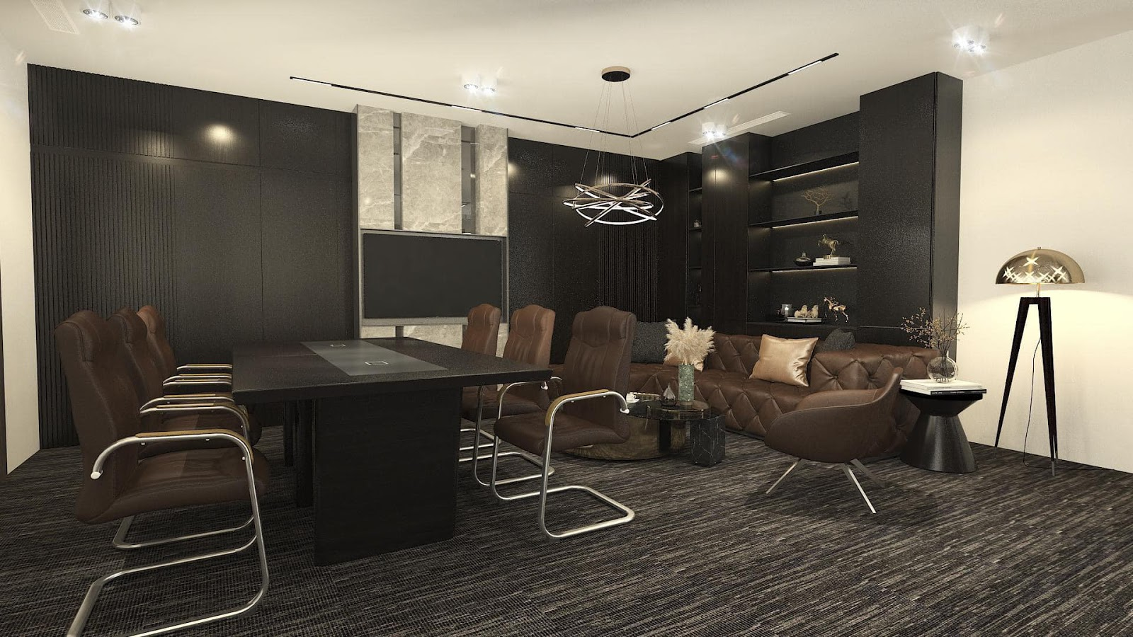 thiết kế nội thất bình định