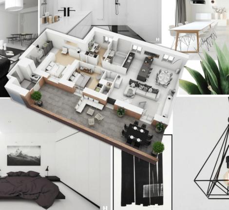đơn giá thiết kế nội thất quy nhơn