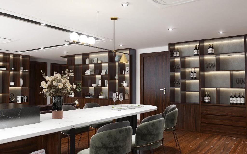 công ty thiết kế nội thất căn hộ quy nhơn