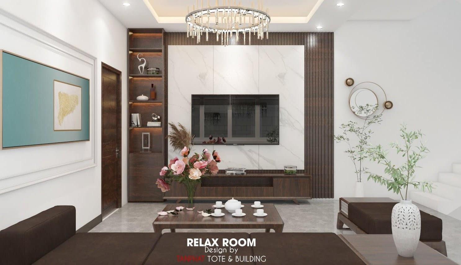 thiết kế nội thất căn hộ Quy Nhơn hiện đại